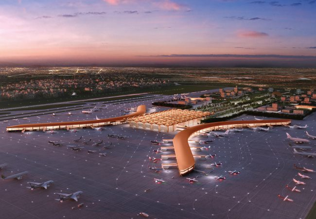 New Phnom Phen International Airport