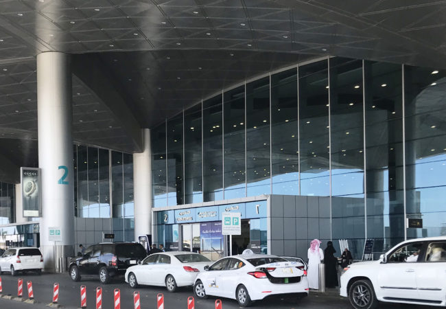 King Khalid International Airport – Masterplan